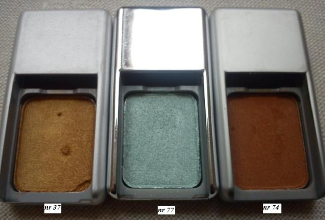 pierre rene single eyeshadows