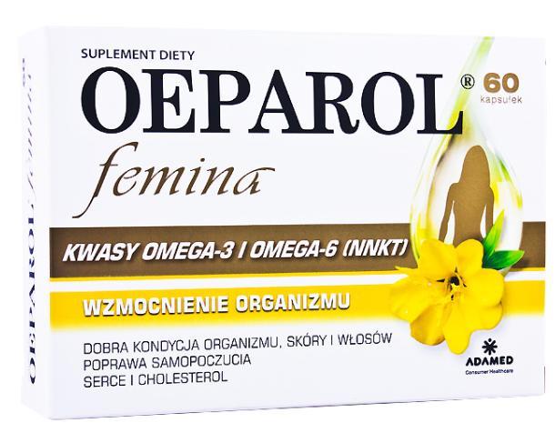 olej z wiesiołka oeparol